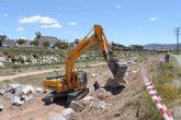 La Confederación Hidrográfica del Segura invierte 60.000 euros en la Rambla del Judío