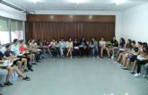 Finalizan las charlas de 'coaching' en el IES 'Salvador Sandoval' torreño