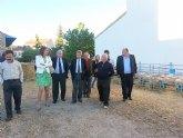 Cerdá destaca el esfuerzo de los ganaderos en apostar por la calidad diferenciada del cordero segureño