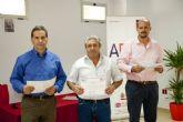 El taller ocupacional de pladur y electricidad de la ADLE da formación a doce desempleados