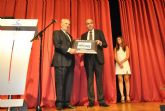 Santiago de la Ribera tuvo un recuerdo especial para la AGA y la familia Barnuevo, en su 125 Aniversario