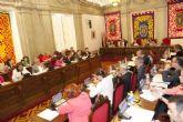 El lunes se reúne el pleno de la corporación municipal en sesión ordinaria