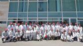 Visitan COATO los participantes en un Congreso Internacional sobre Almendra