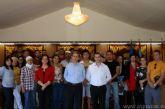 Cerca de ochenta desempleados y trabajadores en activo de Alguazas realizan con buen rendimiento un curso formativo de manipulador de alimentos