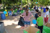 Los niños, protagonistas en el 'Día Mundial del Medio Ambiente' de Las Torres de Cotillas