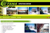 Estructuras Eurotana cambia su antigua página web por una Superweb para dotarla de más posibilidades