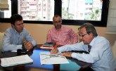 Obras P�blicas mejorar� el enlace que une Alhama con la autov�a A-7 en direcci�n a Murcia
