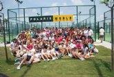 Maris Sport Clab organiza un torneo de pádel femenino a beneficio de D´Genes