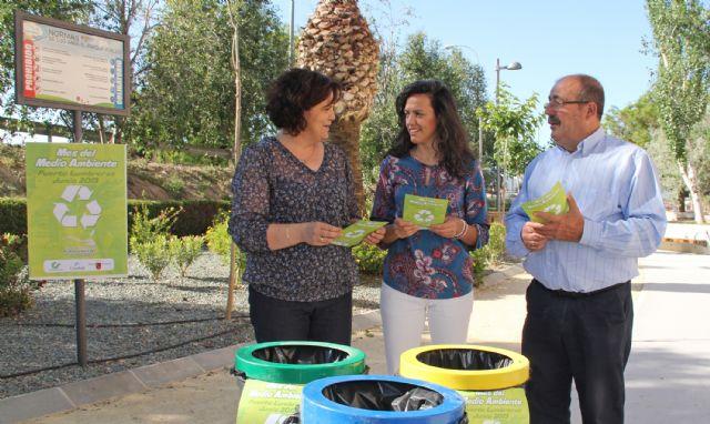 Puerto Lumbreras celebra el Mes del Medio Ambiente - 1, Foto 1