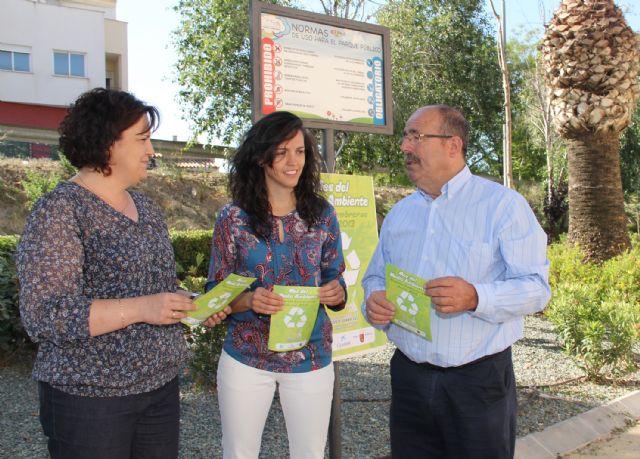 Puerto Lumbreras celebra el Mes del Medio Ambiente - 2, Foto 2