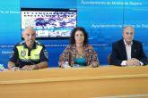 Molina de Segura acoge el IV Campeonato de España BTT para Policías y Bomberos 2013 el sábado 8 de junio