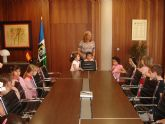 Alumnos de infantil conocen la Región de Murcia a través del Ayuntamiento
