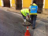 Comienza el tratamiento de choque anual de desinsectación y desratización en los registros de alcantarillado del casco urbano y zonas rurales