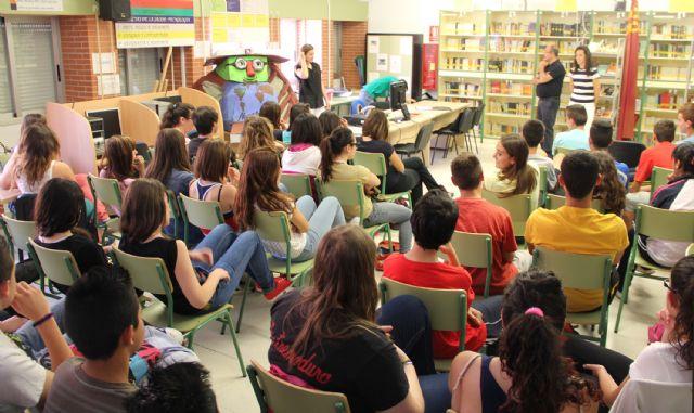 El IES Rambla de Nogalte celebra el Día Mundial del Medio Ambiente con una jornada educativa sobre gestión de residuos - 1, Foto 1