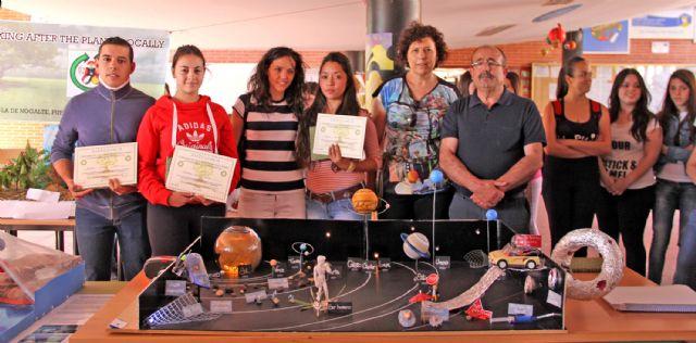 El IES Rambla de Nogalte celebra el Día Mundial del Medio Ambiente con una jornada educativa sobre gestión de residuos - 3, Foto 3