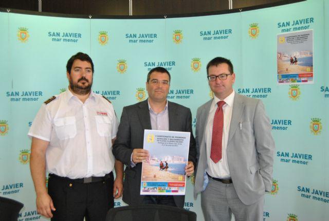 Siete equipos de salvamento competirán este fin de semana en el I Campeonato de Primeros Auxilios y Salvamento en Playas que se celebra en Santiago de la Riberas - 1, Foto 1