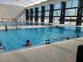 Abierta la inscripción en los cursos intensivos de natación en el 'Centro Deportivo Las Torres'