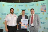 Siete equipos de salvamento competirán este fin de semana en el I Campeonato de Primeros Auxilios y Salvamento en Playas que se celebra en Santiago de la Riberas