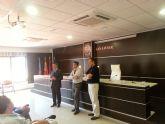 Amplia respuesta de las empresas turísticas locales al primer 'Workshop' que convoca Turismo en Santiago de la Ribera