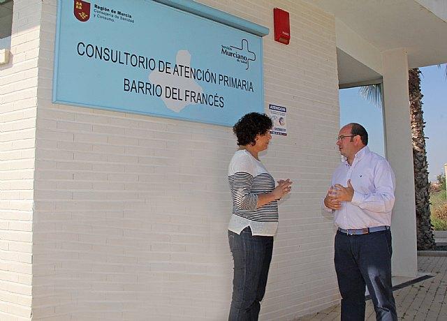 El Ayuntamiento solicita nuevo servicio de pediatría para el Consultorio Médico del Barrio Francés de Puerto Lumbreras - 1, Foto 1
