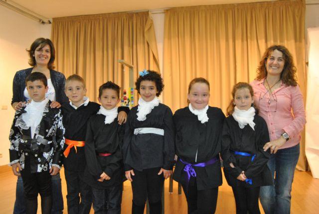 Alumnos de 2° de Primaria del colegio Virgen de Loreto presentaron un trabajo sobre la Ley de Hooke en el 4° Encuentro Científico CSIC-BBVA - 2, Foto 2