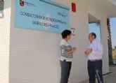 El Ayuntamiento solicita nuevo servicio de pediatría para el Consultorio Médico del Barrio Francés de Puerto Lumbreras