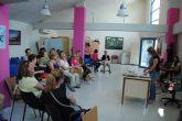 Las mujeres de la asociación 'Isabel González' torreña siguen a todo ritmo
