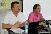 Charla coloquio: Los peligros del fracking para las aguas subterr�neas en la cuenca del Segura y valle del Guadalent�n