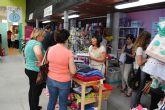 La 'IV Feria Outlet' torreña estimula las ventas con descuentos de hasta el 70%