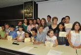 La Biblioteca y la concejalía de Juventud entregan los premios de los concursos de 125 Aniversario de Santiago de la Ribera