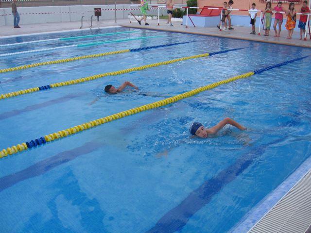 Los escolares de Mazarrón disputan mañana el acuatlón 2013, Foto 2