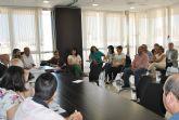 La Comisión Municipal para luchar contra el  Absentismo y Abandono Escolar se constituyó con una amplia representación social y profesional