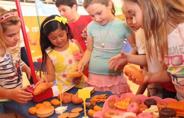 Talleres de alimentación saludable para los escolares de Puerto Lumbreras - 1, Foto 1