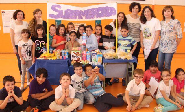 Talleres de alimentación saludable para los escolares de Puerto Lumbreras - 2, Foto 2