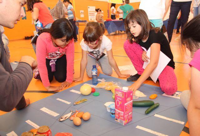 Talleres de alimentación saludable para los escolares de Puerto Lumbreras - 3, Foto 3