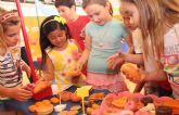 Talleres de alimentación saludable para los escolares de Puerto Lumbreras