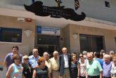 El Centro de Mayores de Santiago de la Ribera recordará siempre el 125 Aniversario de la localidad