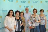 El X Encuentro de Encajeras de Bolillo de San Javier reunirá a más de 200 encajerasde Murcia, Alicante y Albacete