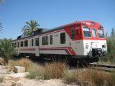 IU-V Puerto Lumbreras reclama la modernización de la vía ferroviaria Murcia-Águilas