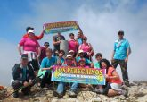 La 'Asociación de Senderismo Los Peregrinos' de Las Torres de Cotillas no para
