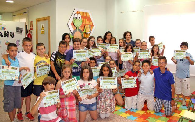 La Red de Bibliotecas de Puerto Lumbreras entrega los premios a los ganadores del concurso 'Detectives de Biblioteca' - 1, Foto 1