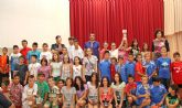 Más de 250 niños participan en la clausura de los Juegos Deportivos Escolares