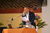 Manolo Sotomayor pone banda sonora a San Pedro del Pinatar en un pregón radiofónico