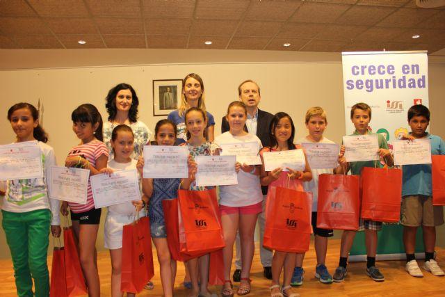 Los finalistas locales de la campaña Crece en Seguridad recibieron sus premios - 1, Foto 1