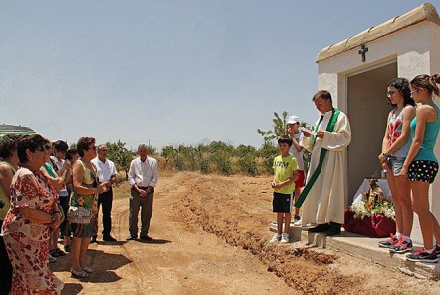 Bendecida la Capilla en Honor al Sagrado Corazón de Jesús en Puerto Lumbreras - 1, Foto 1