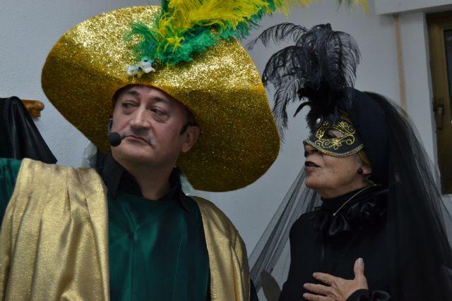 El grupo de teatro San Javier triunfó en el  XIII Certamen Nacional de Teatro José Baeza Clemares, de La Unión - 1, Foto 1
