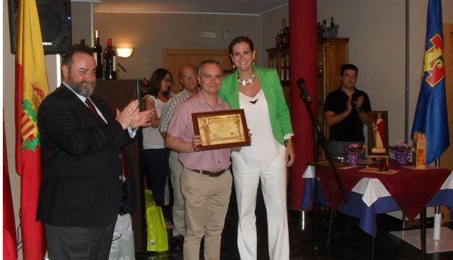 La Asociación OJE celebra su gala anual nacional en Archena con motivo de su patrón San Fernando - 1, Foto 1