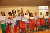 Los finalistas locales de la campaña 'Crece en Seguridad' recibieron sus premios