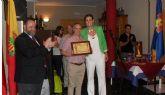 La Asociación OJE celebra su gala anual nacional en Archena con motivo de su patrón San Fernando