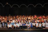 La Escuela de Danza del PDM despidió el curso con un festival en el auditorio municipal